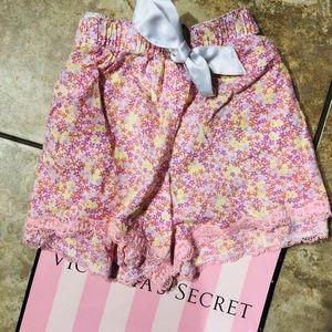 Victoria Secret Pink Sleep Pj's Shorts